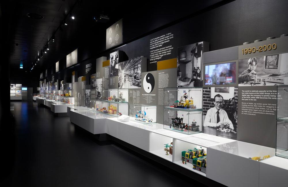 LegoHouse - History